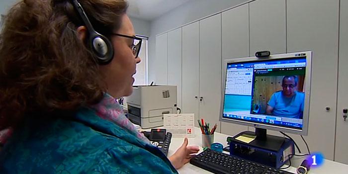 El Graduado en ESO online de INAV en el Telediario de TVE