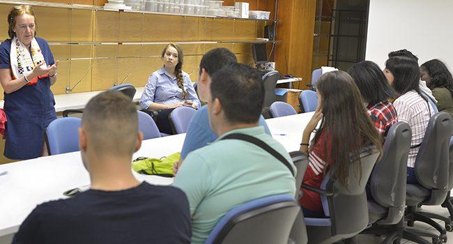 Los primeros becados de Segunda Oportunidad en Madrid comienzan el curso