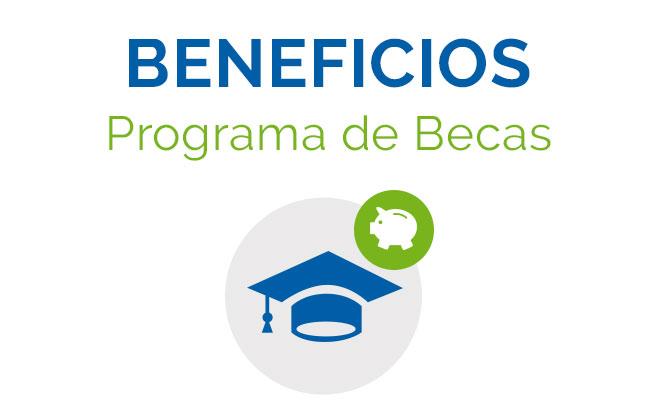 Título Oficial ESO - Beneficios - Programa de Becas