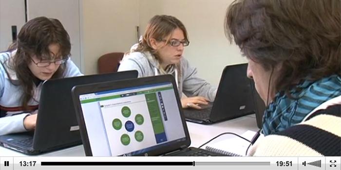 INAV colabora con Casa Caridad impartiendo la ESO en el programa 'Generando oportunidades'
