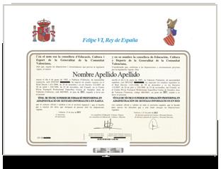 Diploma Oficial de la ESO