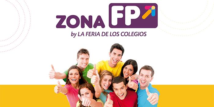 INAV estará en la ZONA FP de la Feria de los Colegios 2018 en Madrid
