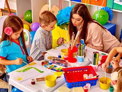 Grado Superior en Educación Infantil